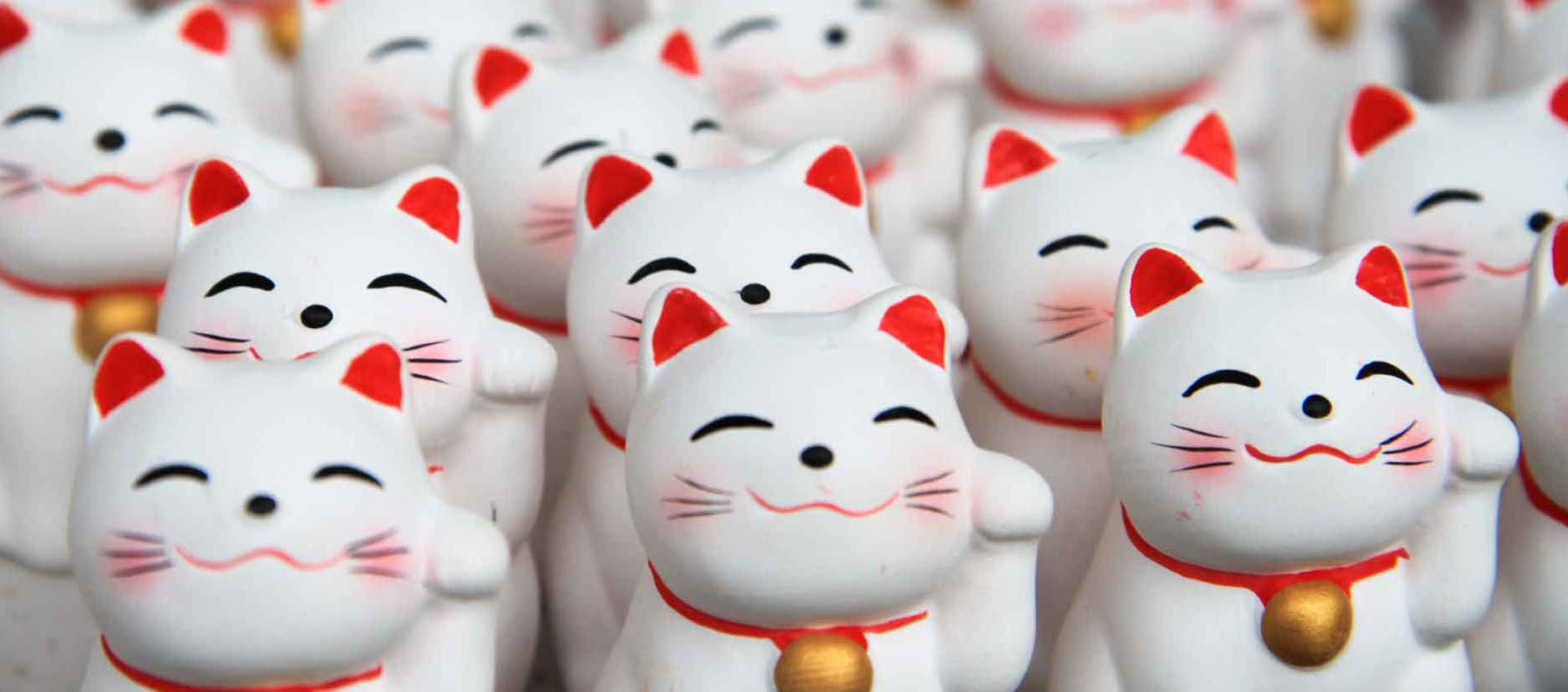 Gattini Maneki Neko
